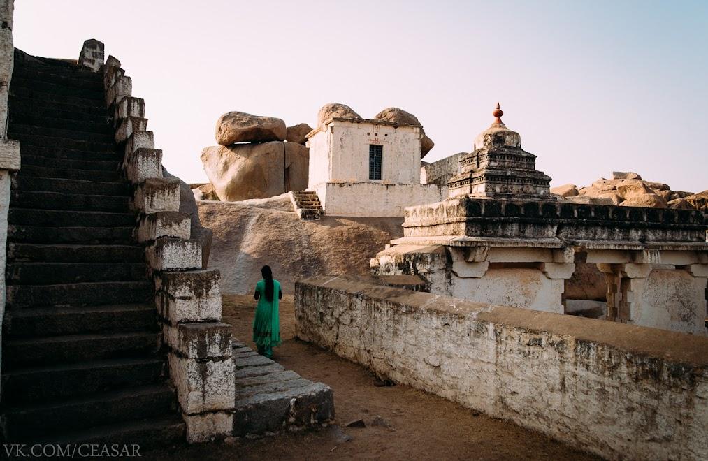 Храм Chinthamani Temple, Хампи