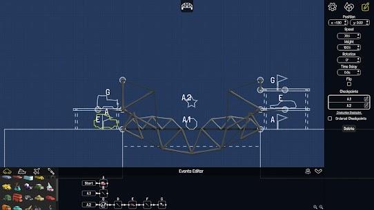 Poly Bridge Mod Apk (Bridge never break) 8
