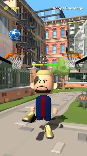The Real Juggle - Pro Freestyle Soccer  screenshots 4
