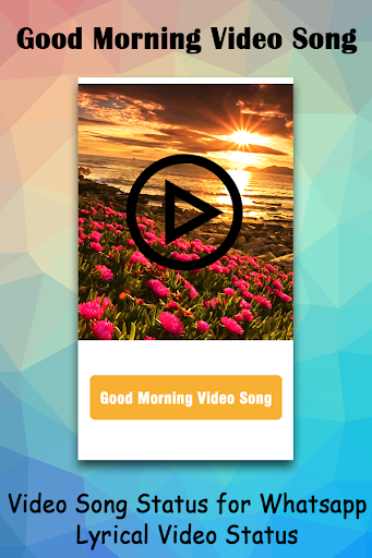 good morning video download song