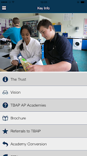 TBAP Multi-Academy Trust- screenshot thumbnail