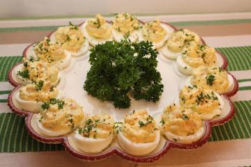 Shrimp Deviled Eggs Recipe