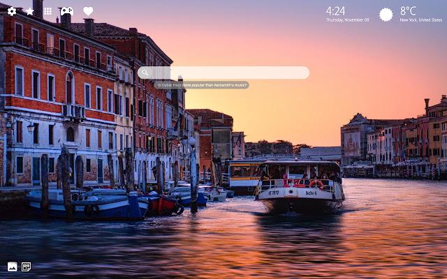 Venice Wallpaper & Venice Italy Theme HD