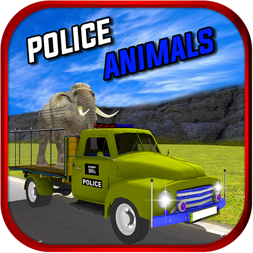 模擬App|3D Police Animal Inc LOGO-3C達人阿輝的APP