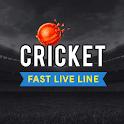 Cricket Fast live line - IPL Score 2021 icon