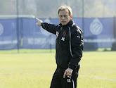 Une équipe de D1 A a parlé avec l'ancien coach du Club de Bruges Christoph Daum