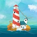 Art puzzle: Free Art games & Color Picture Puzzles icon