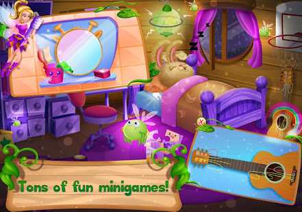 Tooth Fairy Princess: Cleaning Fantasy Adventure 4