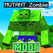 App Icon for Mutant Mod - Zombie Addons and Mods App in Czech Republic Google Play Store