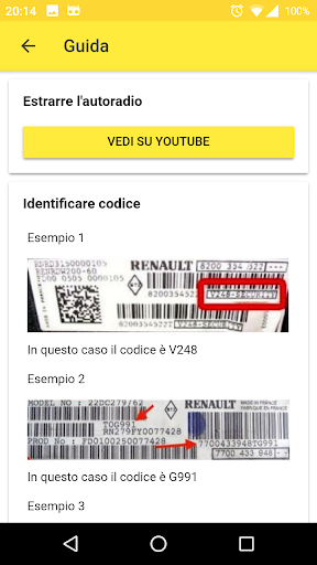 玩免費遊戲APP|下載Renault Radio Code app不用錢|硬是要APP