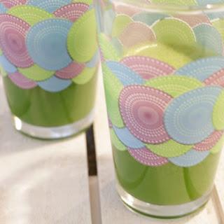Healthy Green Juice.