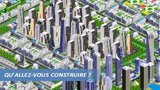 Designer City 2: jeu de gestion de ville  captures d'écran 1
