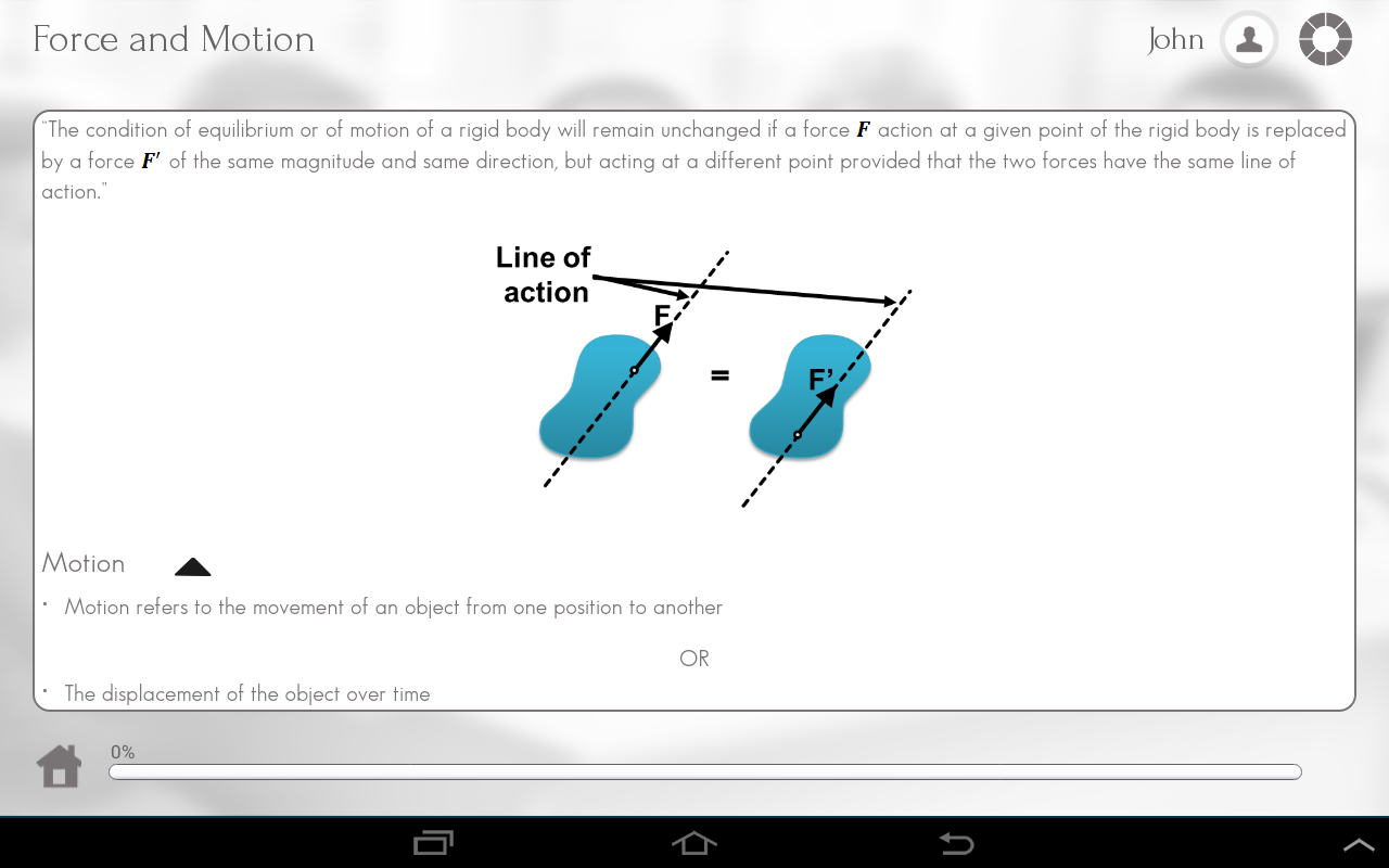 Grade 11 Physics- screenshot