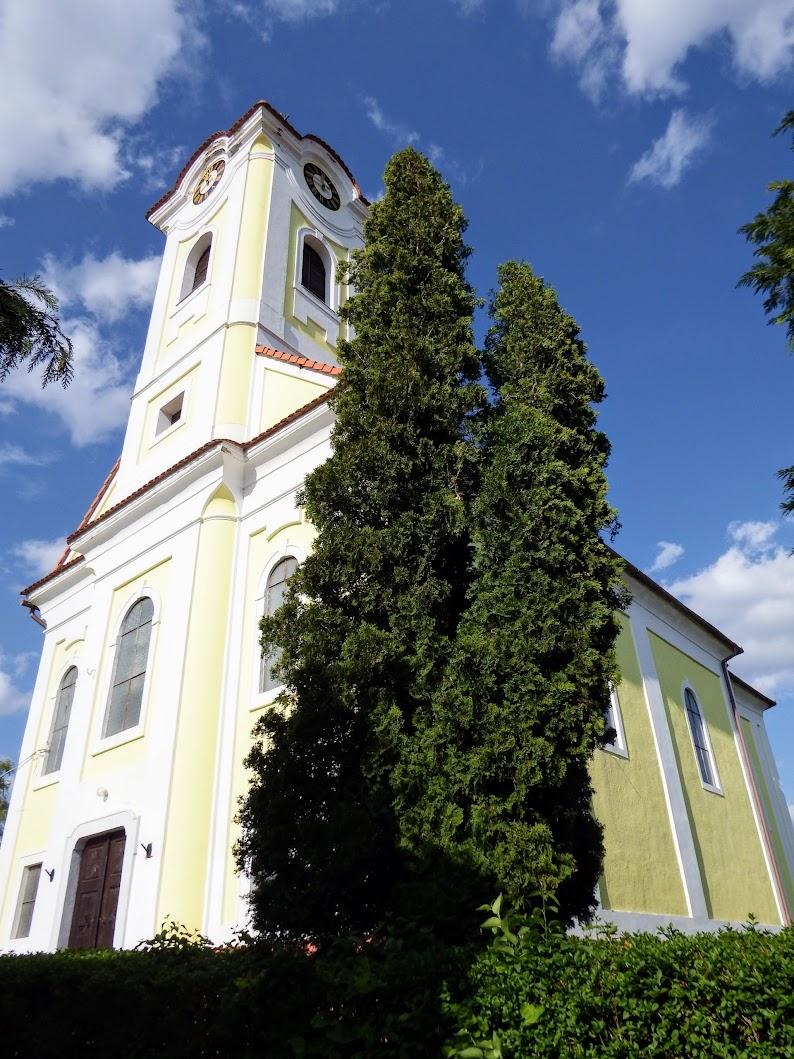 Győrvár - Árpád-házi Szent Erzsébet rk. templom