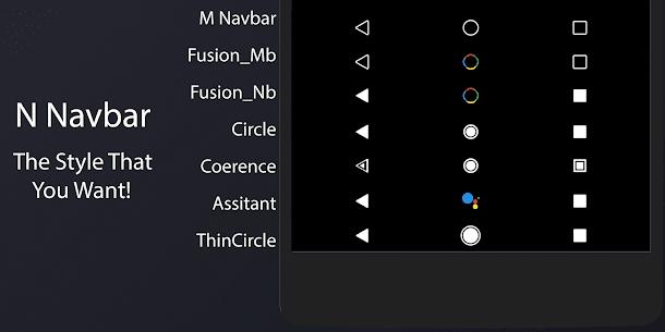 N Navbar – Substratum 20 APK Mod Updated 2
