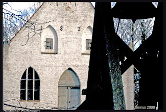 Photo: Dorfkirche Rostocker Wulfshagen aus dem 14. Jahrhundert