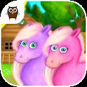 Pony Sisters in Magic Garden icon