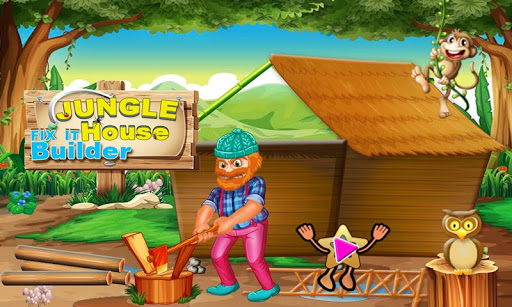 Jungle House Builder – Farmhouse Construction Sim 1.0.1 screenshots 1