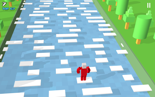 Jump Tiles screenshot 2