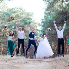 Wedding photographer Olga Markarova (id41468862). Photo of 25.10.2017
