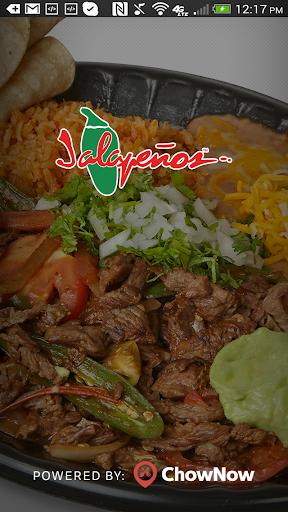 Jalapeños Mexican Food