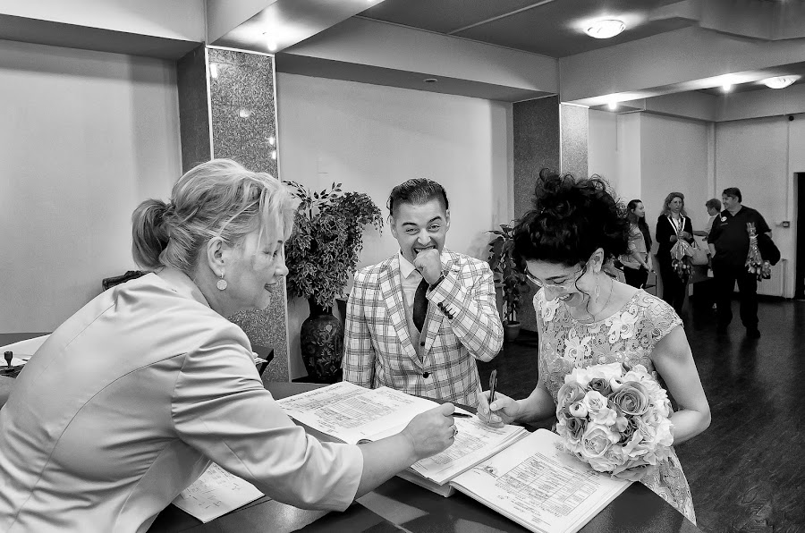 Photographer sa kasal Vali Negoescu (negoescu). Larawan ni 21.09.2018