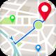 GPS mapas navegação e direção em portugues para PC Windows