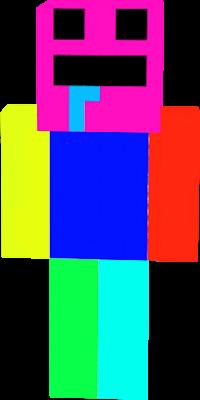 it is rainbow