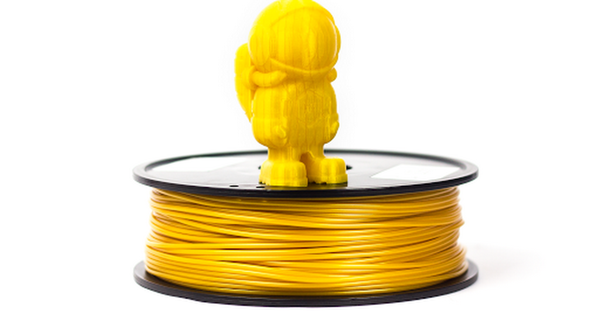 Gold mh build series pla filament mm kg