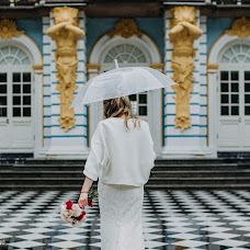 Wedding photographer Elena Uspenskaya (wwoostudio). Photo of 20.10.2018