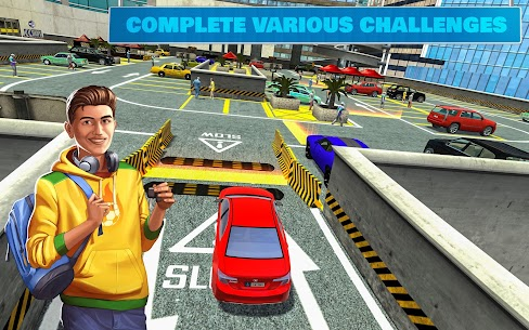 Multi Level Car Parking Games App Download For Android and iPhone 8