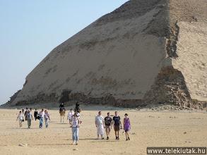 Photo: Dahszúr - Hajlott piramis