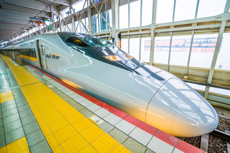 700 Series Hikari Rail Star1