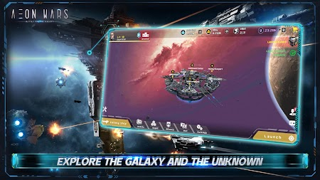 Aeon Wars: Galactic Conquest APK screenshot thumbnail 4