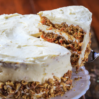 Mama Dip'S Carrot Cake Recipe