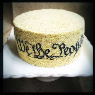 P.S., I Cake You