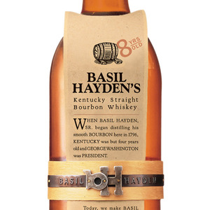 Logo for Basil Hayden's