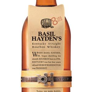 Logo for Basil Hayden's