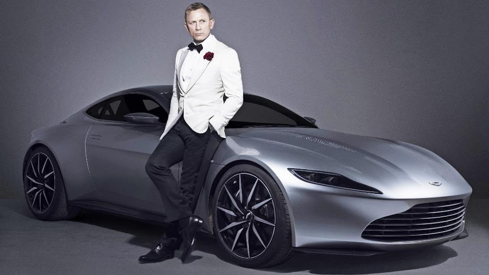 Bond cars: 5 of our favourite rides from 007's garage