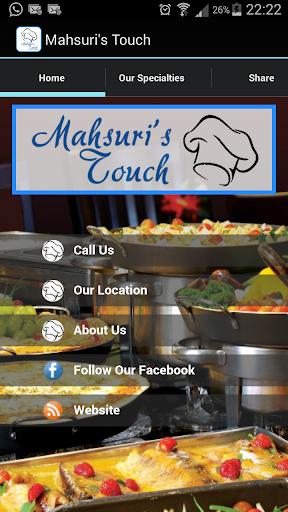 Mahsuri's Touch