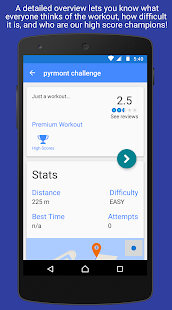 MokFit - Fitness on the go- screenshot thumbnail