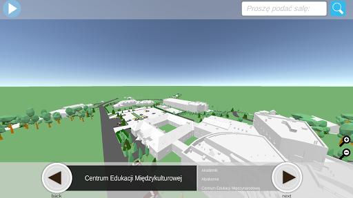 Kielnarowa Mapa 3D
