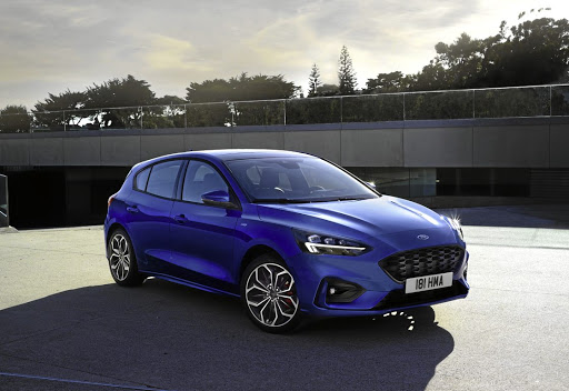 The new Ford Focus appears to have been influenced by the design of various competitors. Picture: NEWSPRESS UK