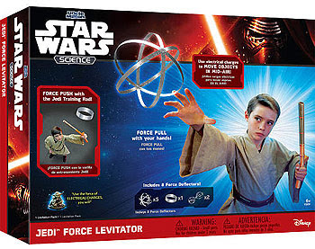 Star Wars Science - Jedi Force Levitator