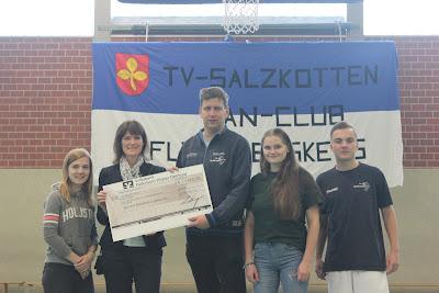 """Das Vereinsfest """"40 Jahre Basketball in Salzkotten"""" ist Geschichte"""