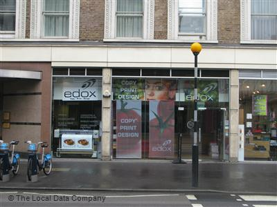 Edox on westbourne grove printers in bayswater london edox london bayswater reheart Images