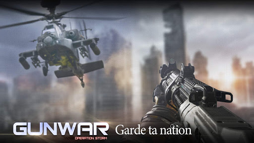 Gun War: Shooting Games  captures d'écran 2