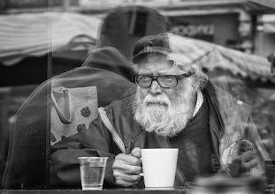 Photo: London #36 - Tea for Two...  #street #streetphotography #shootthestreet #blackandwhite #blackandwhitephotography #bw #monochrome #london