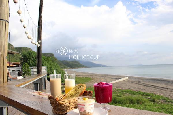 好樂.杯冰HOLI ICE CUP|南洋風露天咖啡