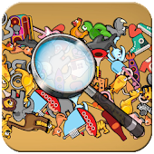 Find Hidden Object Game